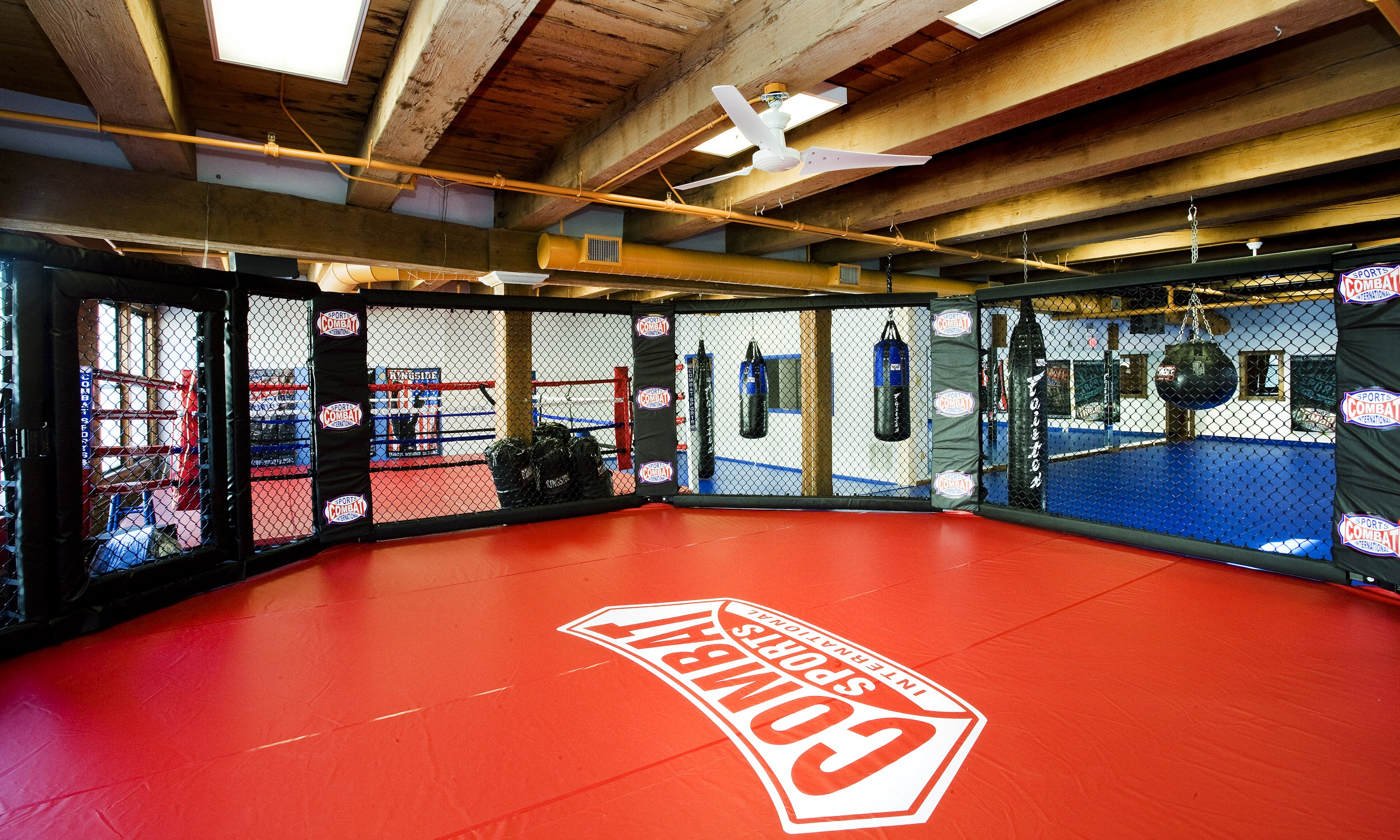 Does A Boxing Gym Have To Have A Ring
