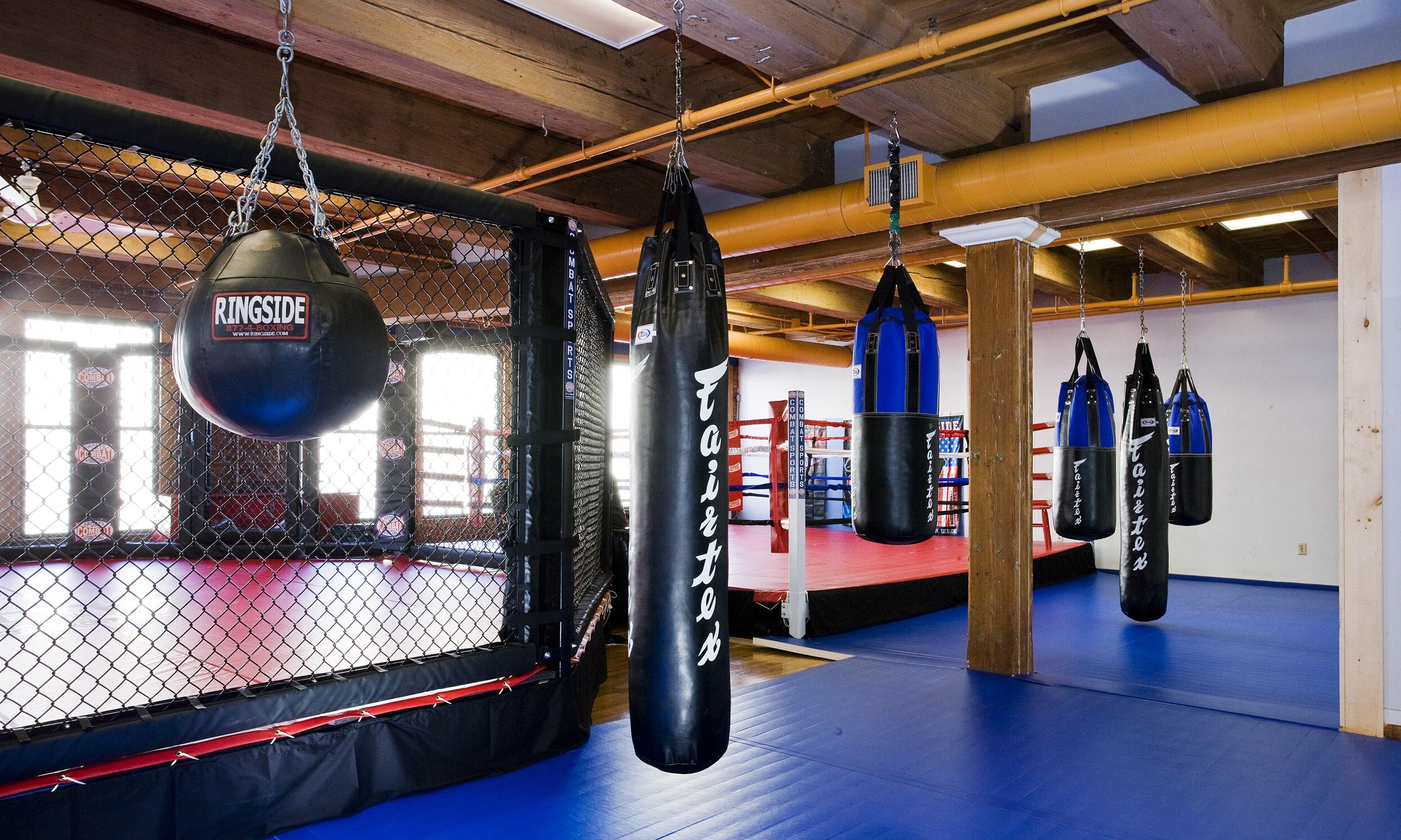 Boston gym combat sports boston for Gimnasio sport gym